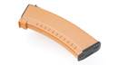 AK 70 Rounds Magazine - Brown